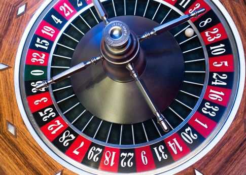 Roulette Wheel - The Career Gamble